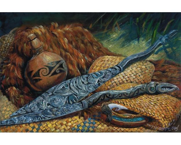 Maori Oars